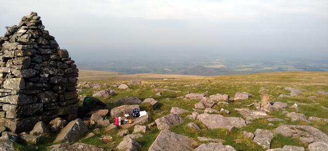pennine way long distance national trail UK england hiking trekking