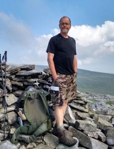 summit shelter cumbria england long distance trail hiking trekking fellwalking