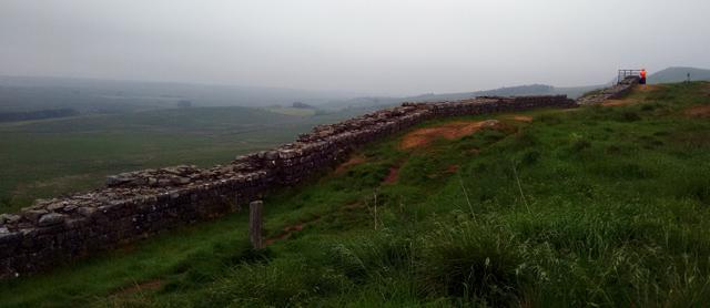 roman emperor england long distance trail path national walk hike trek