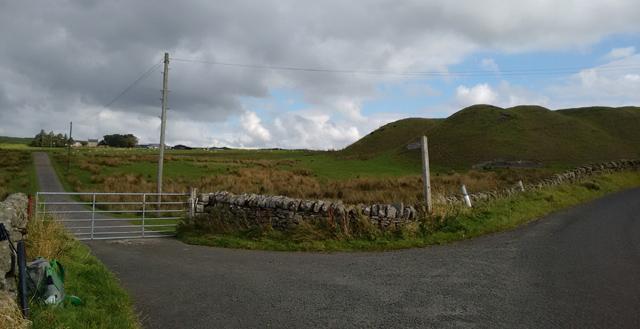 long distance trail path walk hike england