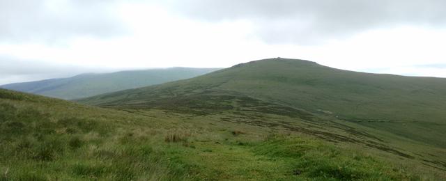 cheviot hills northumberland long distance national trail path walk hike uk
