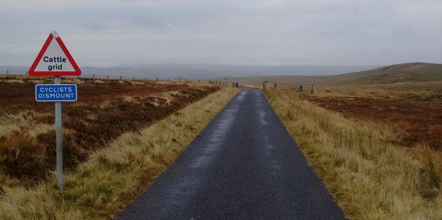 pennine way long distance national trail england