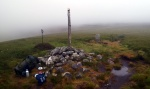 pennine way northumberland england long distance national trail moorland peat