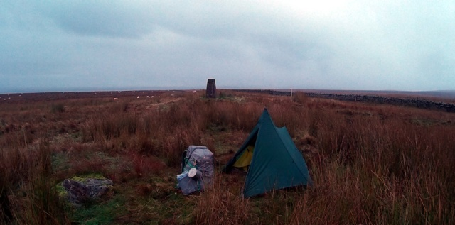 pennine way national trail wild camping