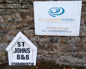 garrigill-st-johns-sign