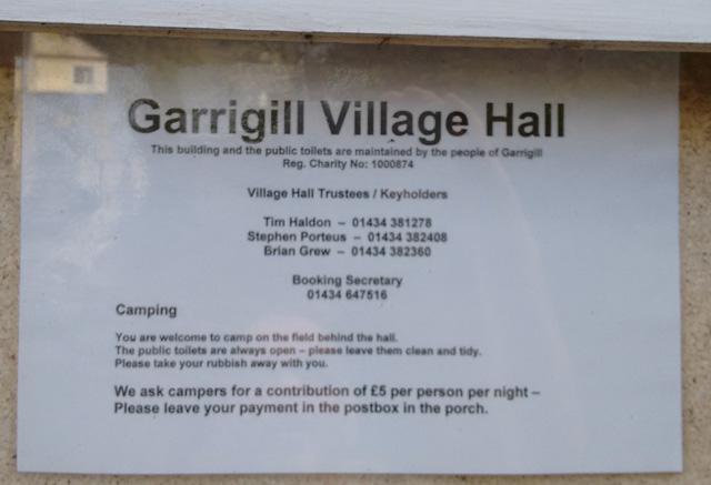 garrigill-village-hall