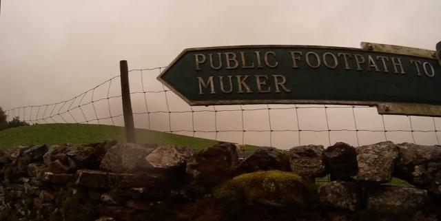 muker swaledale thwaite