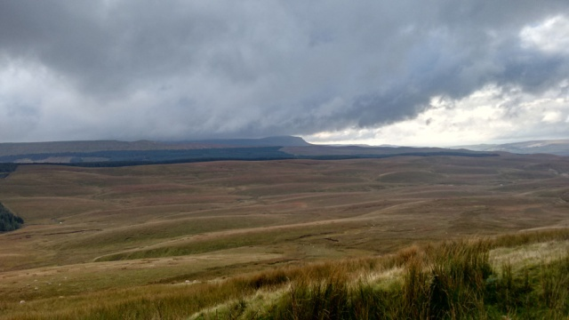 yorkshire dales england three peaks