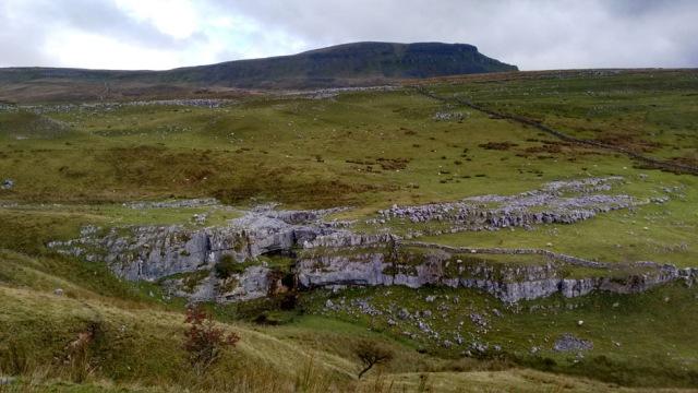 yorkshire dales three peaks limestone