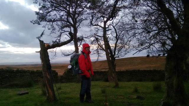 northumberland england national trail backpacking trekking