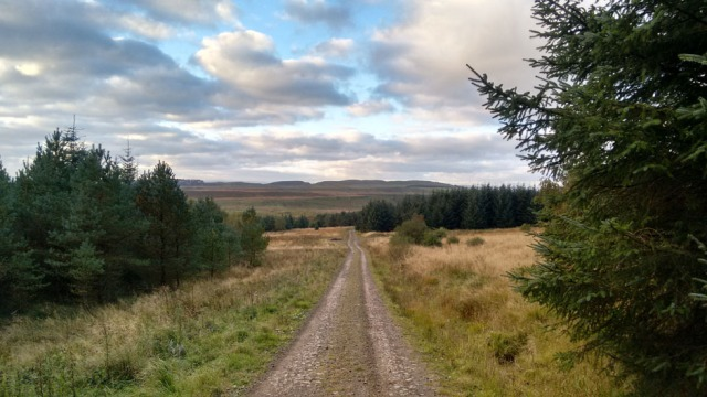 northumberland england long distance trail walk hike trek camp