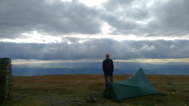 cumbria summit camping national trail