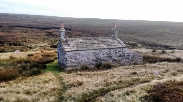 dales moorland fells pennine way national trail england