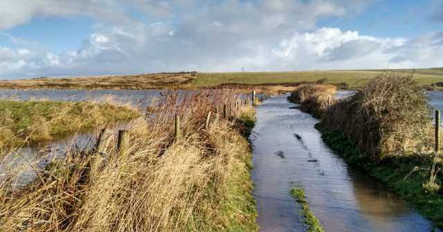 north sea storm tidal surge