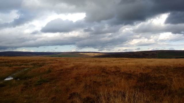 dales national trail england moors fells