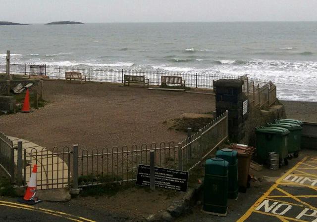 wales coast path gwynedd Lleyn
