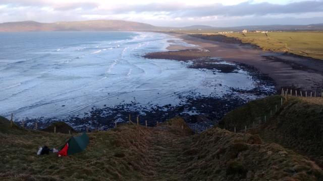 gwynedd porth neigwl wild tent beach