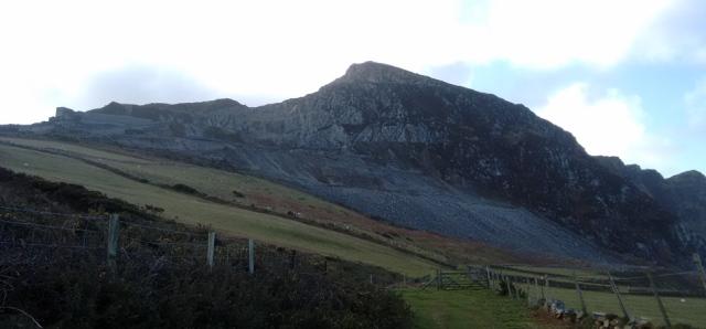 wales gwynedd coast path trail