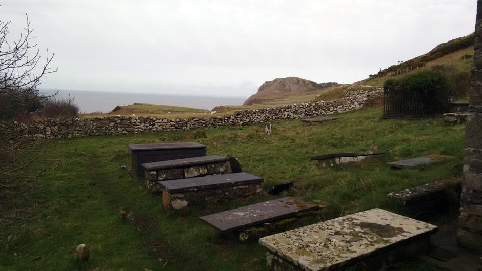 llyn coast path lleyn