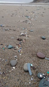 beach pollution nurdles