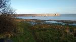 welsh coast path walking hiking pier llyn