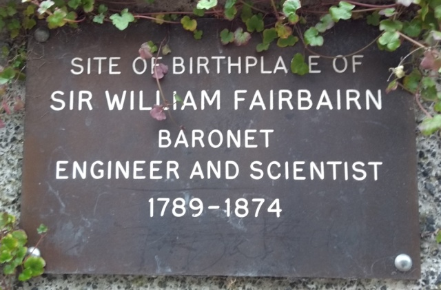 kelso-scotland-william-fairbairn-plaque
