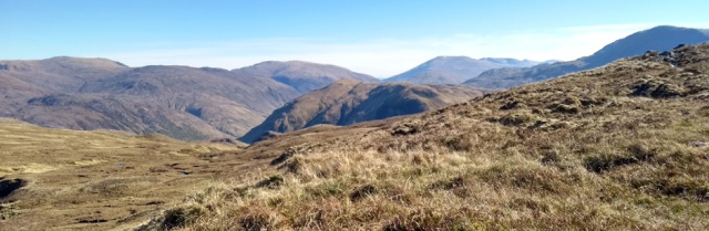 kintail highlands scotland