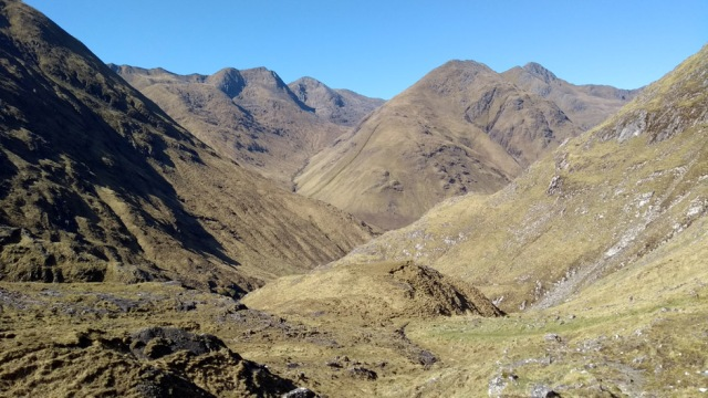 Affric Kintail Trail highlands of scotland