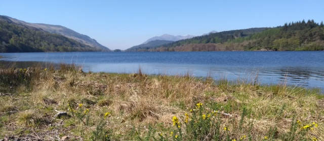 Loch Oich on the Great Glen Way