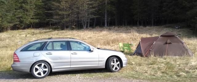 strathspey-mercedes-wild-camping