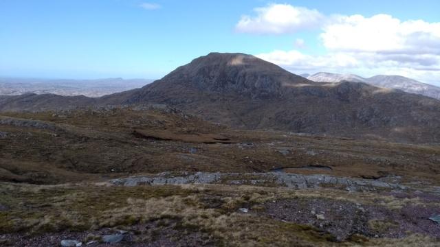 scotland highland sutherland hiking