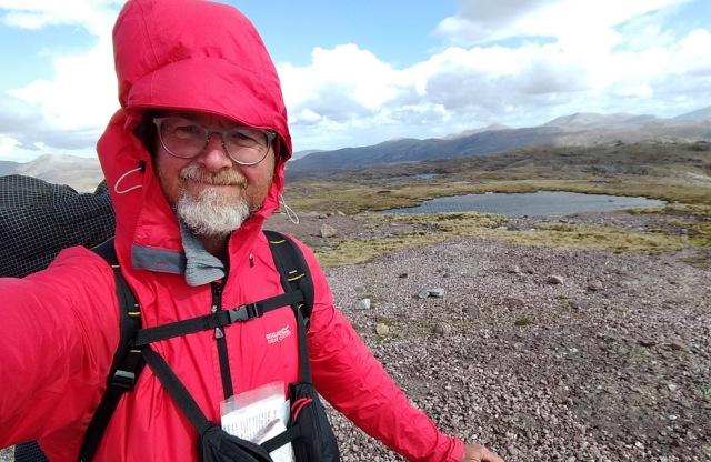 scottish highlands mountain summit