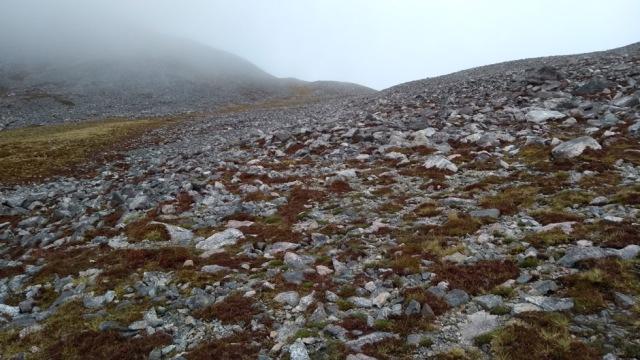 scotland highland mountain walking