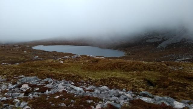 scotland highland hill walking
