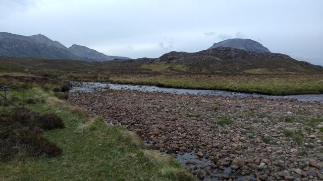 scotland highlands hill walking sutherland
