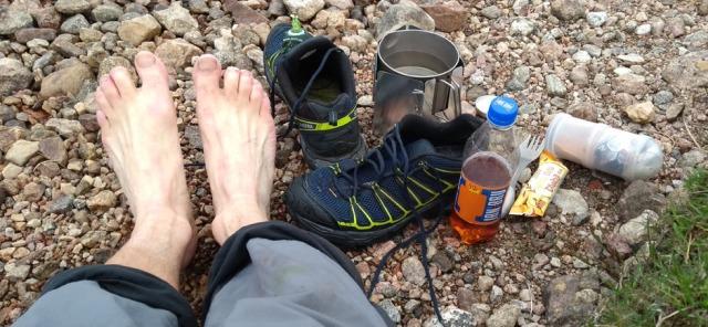 highlands scotland hiking