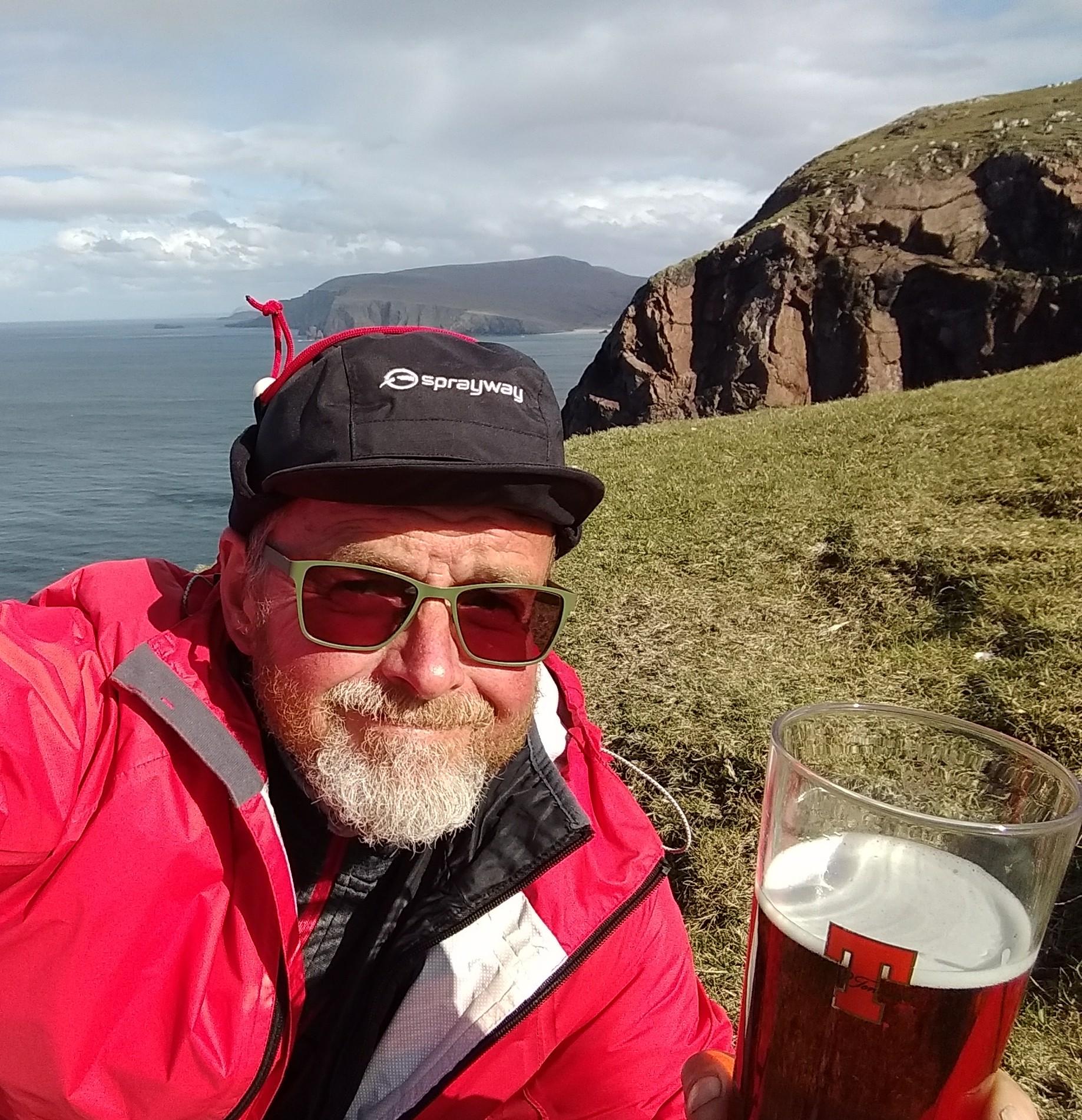cape wrath in scotland