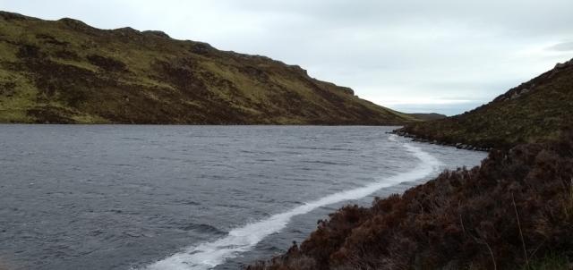 scotland highlands trailwalking trekking