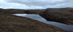 lochan in the highlands of scotland