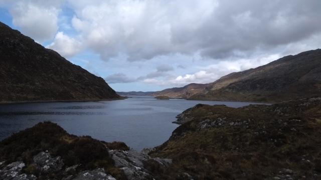 highland walking hiking