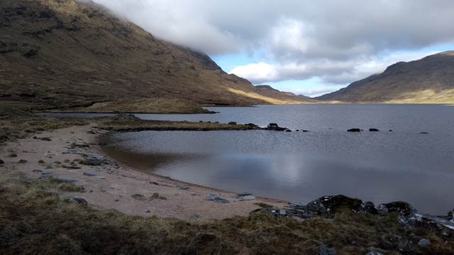 loch calavie scotland highlands