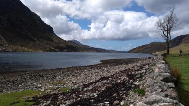 scottish highlands walking
