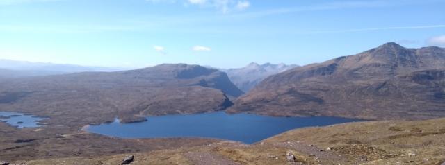 letterewe lochan fada scotland highlands