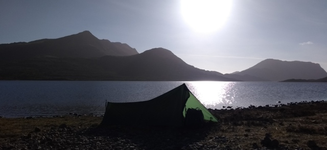 scotland highlands wild camping