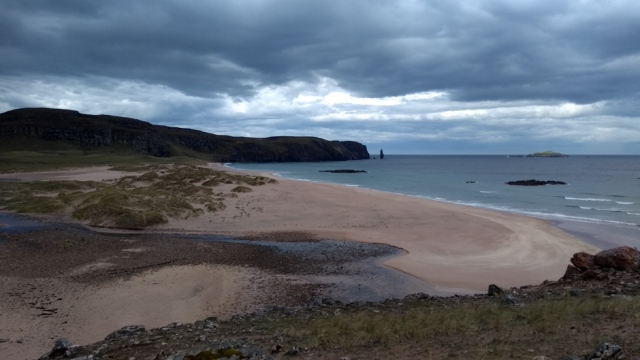 scotland seashore sutherland cape wrath
