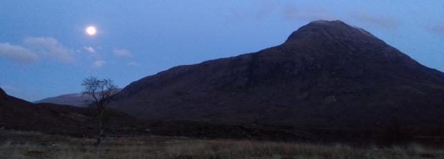 strath na sealga scotland