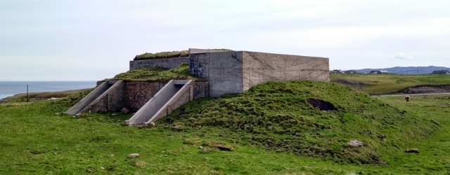 curness scotland military bunker