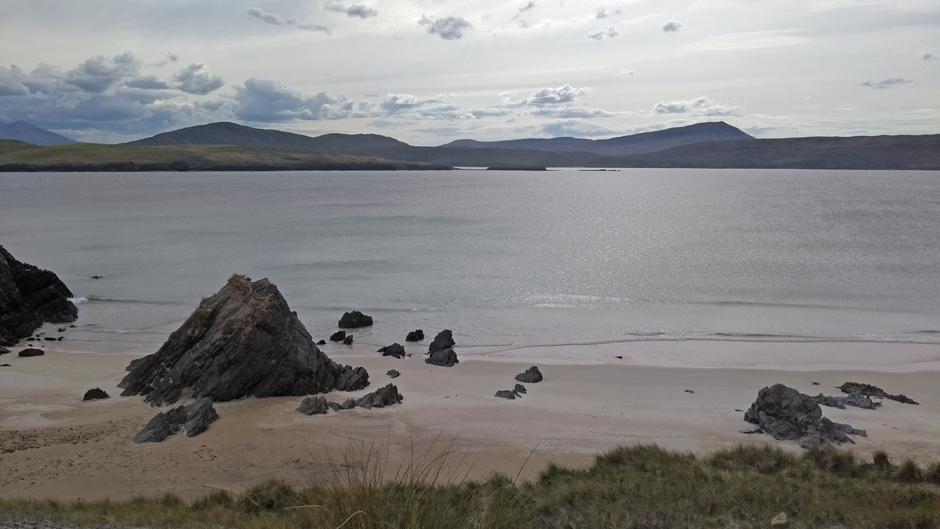 faraid head balnakiel bay durness scotland
