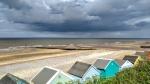cromer north norfolk england beach