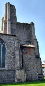 north-walsham-church-tower
